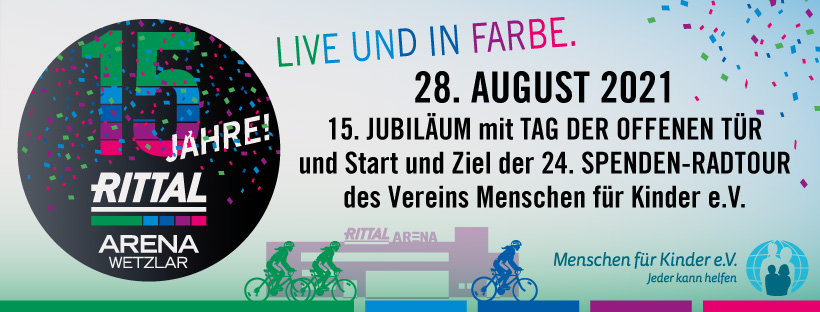 MfK Spendenradtour 2021