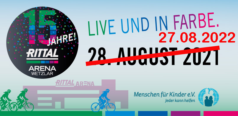 MfK Spendenradtour 2022